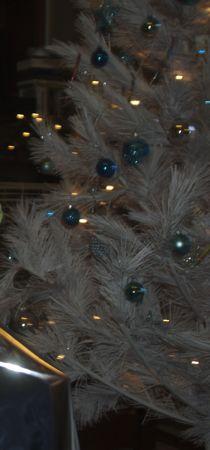 Blue Xmas Tree