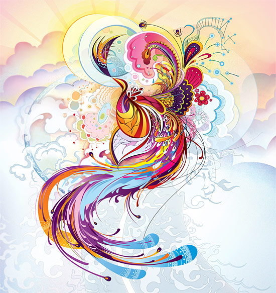 abstract-phoenix