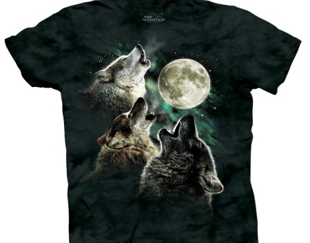 Three Wolf Shirt