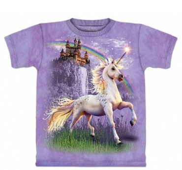 Purple Unicorn Shirt