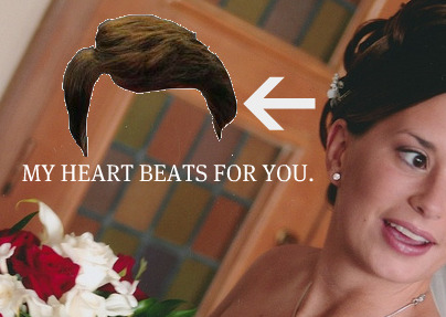 blago's hair