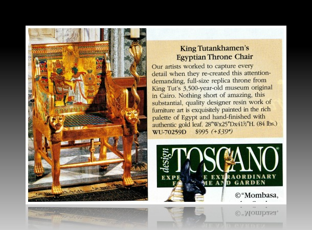 skymall-king-tut's-chair