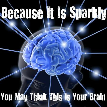 sparkly-brain