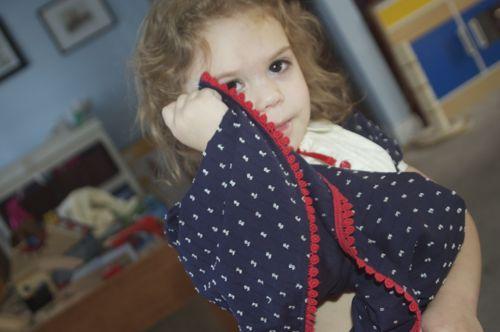 Amelia party dress