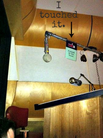 Studio B Microphone