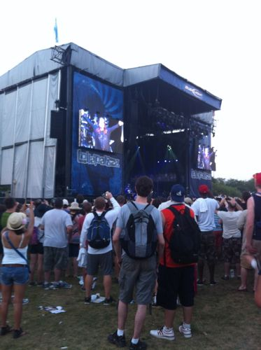 Lollapalloza Day One - Is Ozzy Alive