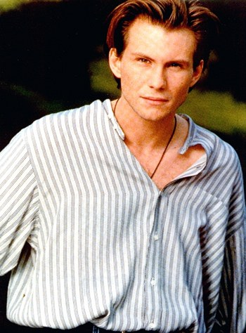 reasons I want to be christian slater